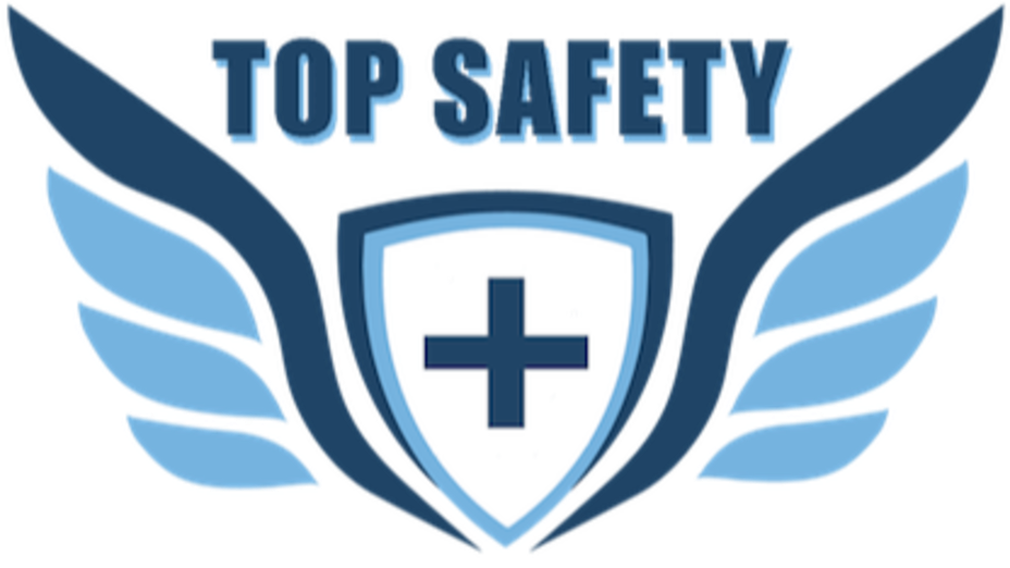 Top Safety Badge