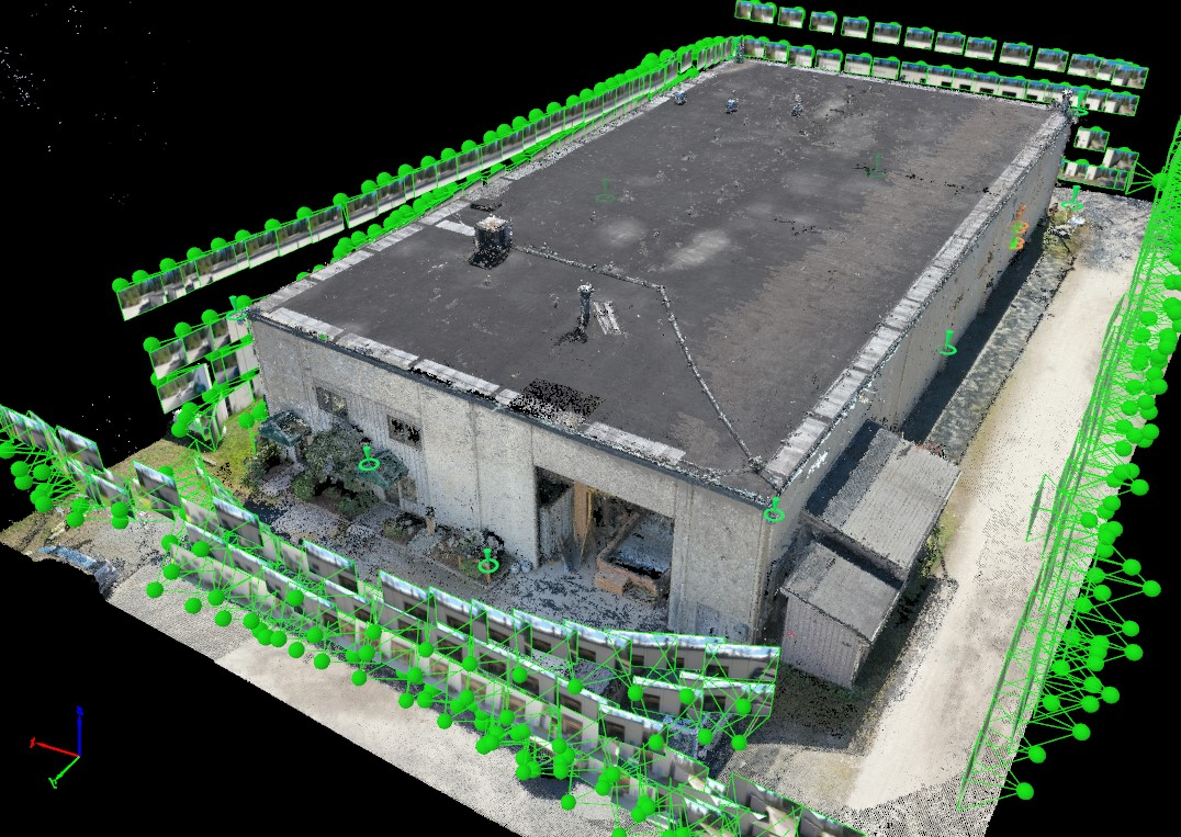 3D Modeling and Inspections